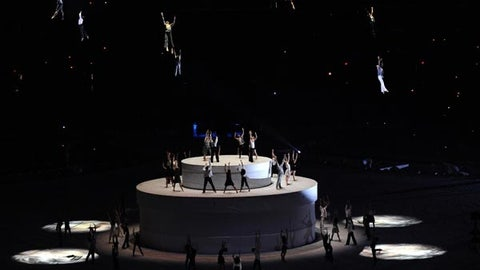 Olympic spectacle