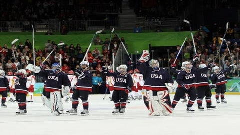 United States defeats China (Getty Images)