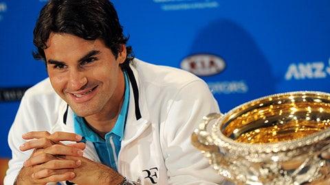 2010 Australian Open (d. Murray in 3)