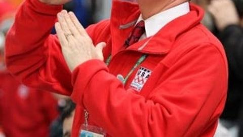 Coach Colbert?