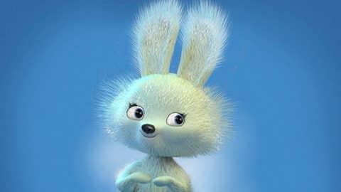 Saturday, Feb. 26, 2011 a bunny rabbit, one of the Sochi 2014 Winter Olympics mascots is seen