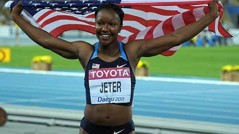 World's fastest woman