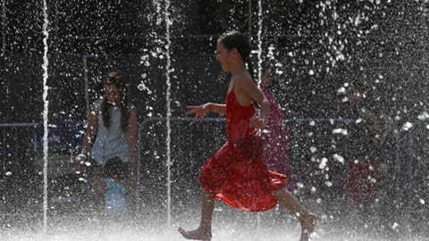Splash dance