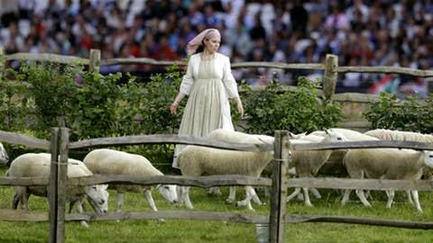 Herd the latest?