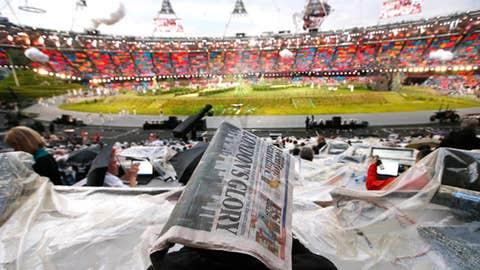 London's glory