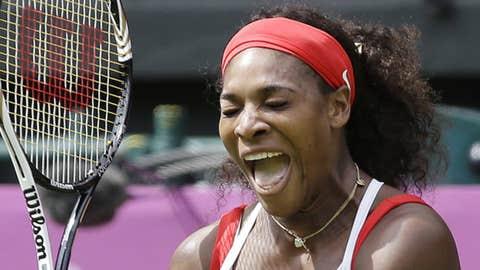 Serena Williams (AP Photo/Elise Amendola)