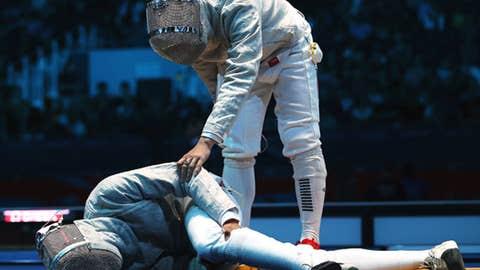 Olympic sportsmanship