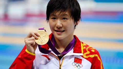 Swimming (women's 200 individual medley)