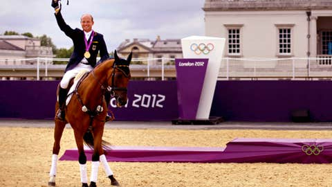 Equestrian (individual eventing)