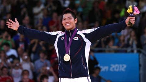 Judo (men's 81 kg)