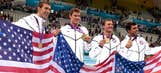 The day's Olympics medal winners: July 31