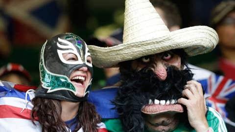 Masked wonders