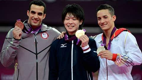 Gymnastics (men's individual all-around)