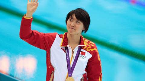 Swimming (women's 200m butterfly)