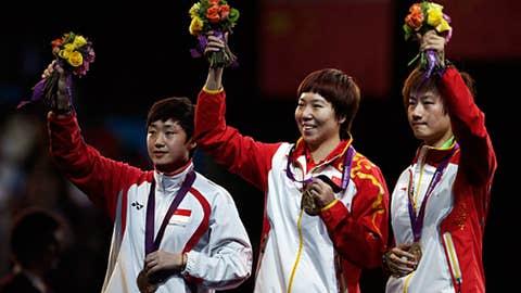 Table tennis (women's singles)