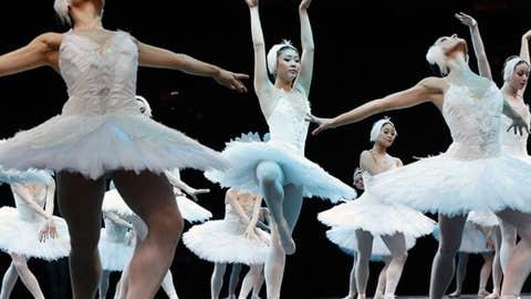 Pregame ballet