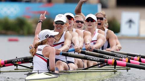 Rowing - Women's Eight
