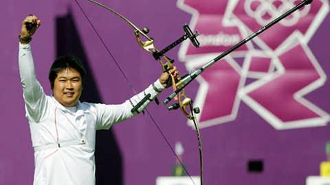 Archery – men's individual
