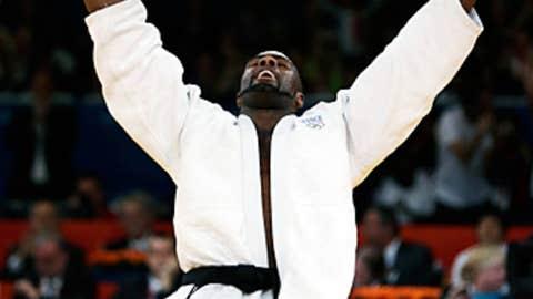 Judo – men's 100 kg
