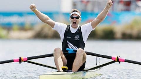 Rowing – men's single sculls