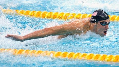 2008 Beijing: 4x100m medley relay