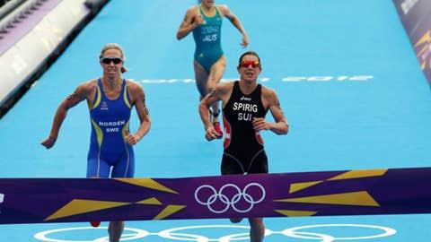 Triathlon – women's