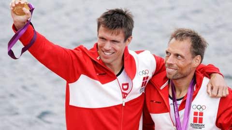 Rowing – men's lightweight double sculls