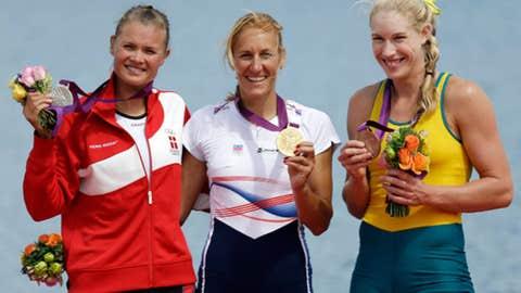 Rowing – women's single sculls