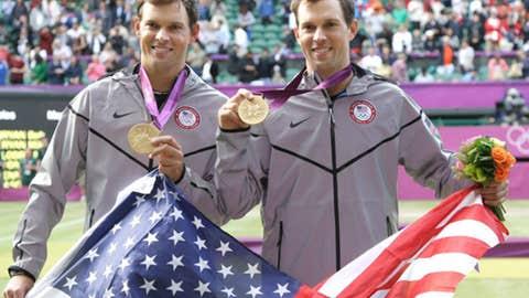 Tennis – men's doubles