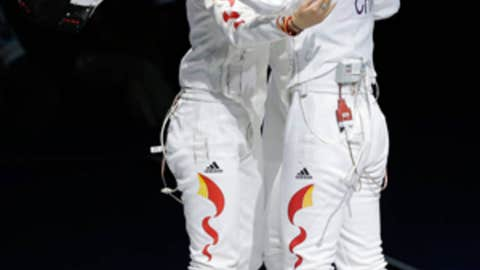 Fencing – women's team epee