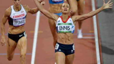 Track & field – women's heptathlon