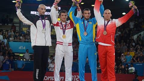 Men's Greco-Roman 84 kg