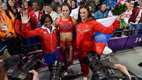 Women's Pole Vault Final