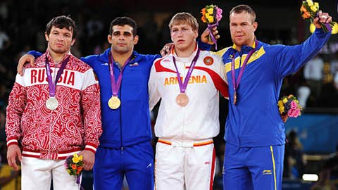 Wrestling – men's Greco-Roman 96 kg