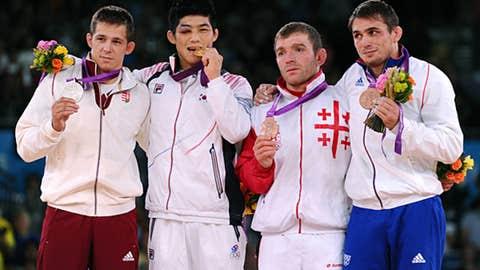 Men's Greco-Roman 66 kg