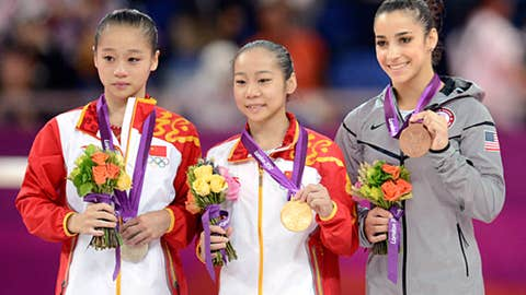 Gymnastics – women's beam