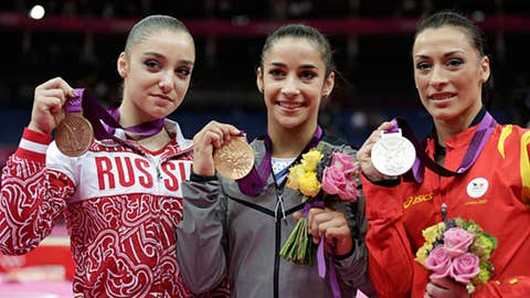Gymnastics – women's floor exercise
