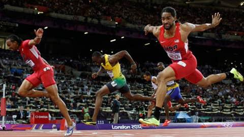 110-meter hurdles - men's