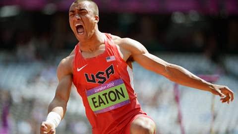 Ashton Eaton, Track and Field