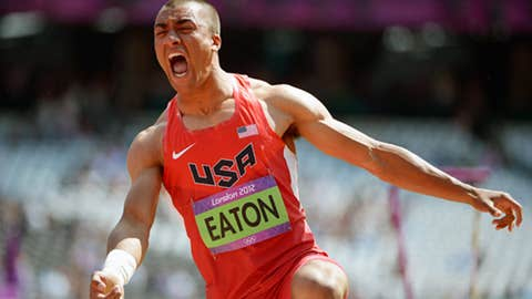 Ashton Eaton, Track and Field