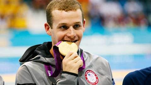 Tyler Clary, Swimming