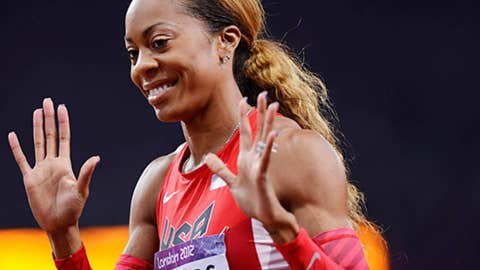 Sanya Richards-Ross
