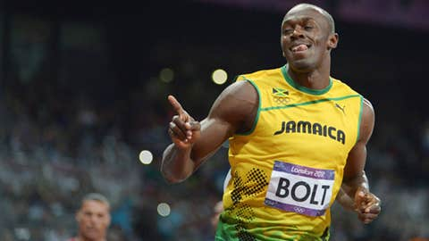 Usain Bolt, Track and Field