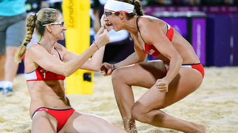 Misty May-Treanor and Kerri Walsh Jennings, Beach Volleyball