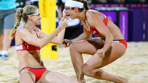 Misty May-Treanor and Kerri Walsh Jennings, Beach Volleyball