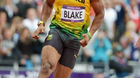 Yohan Blake, Track and Field