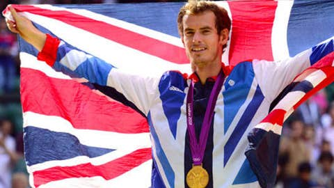Andy Murray, Tennis