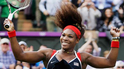 Serena Williams, Tennis