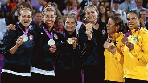 Beach volleyball - women's
