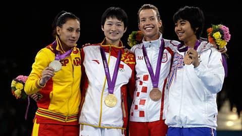 Taekwondo - Women's 49-kilogram class